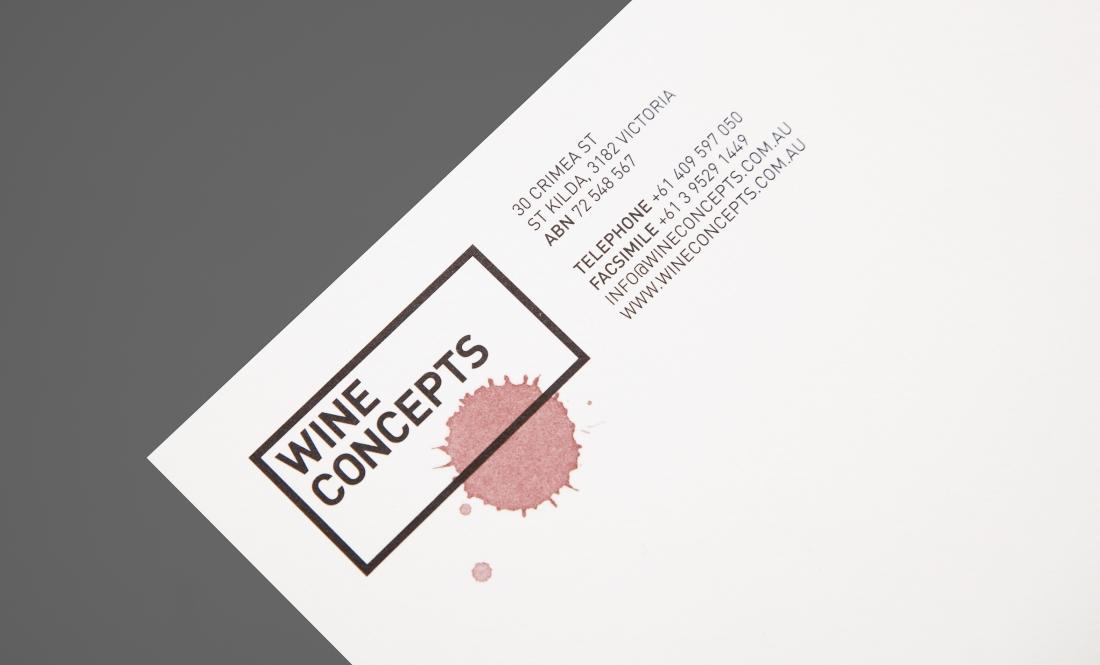 Branding Journal | Wine Concepts