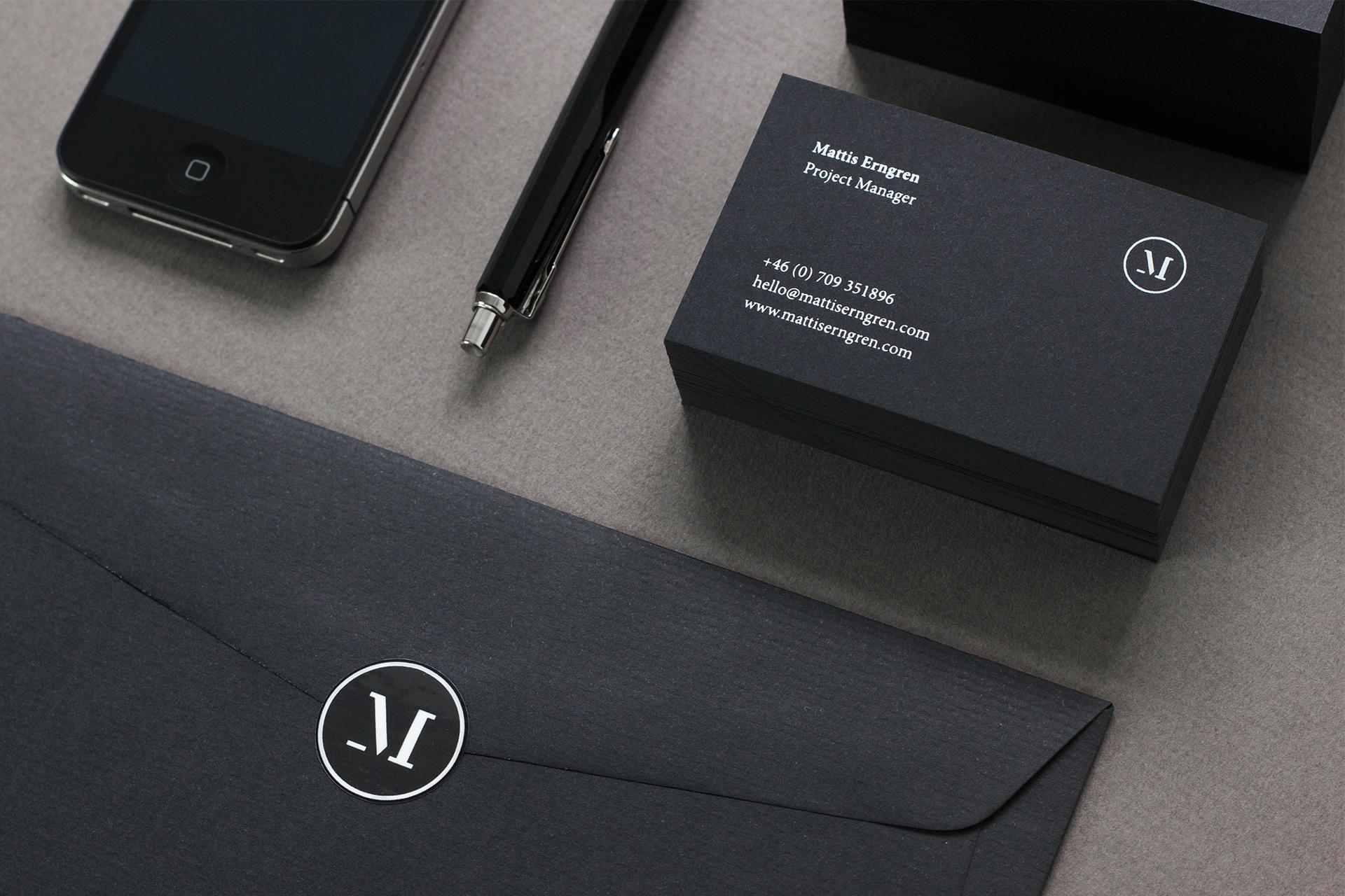 Branding Journal | Mattis Erngren