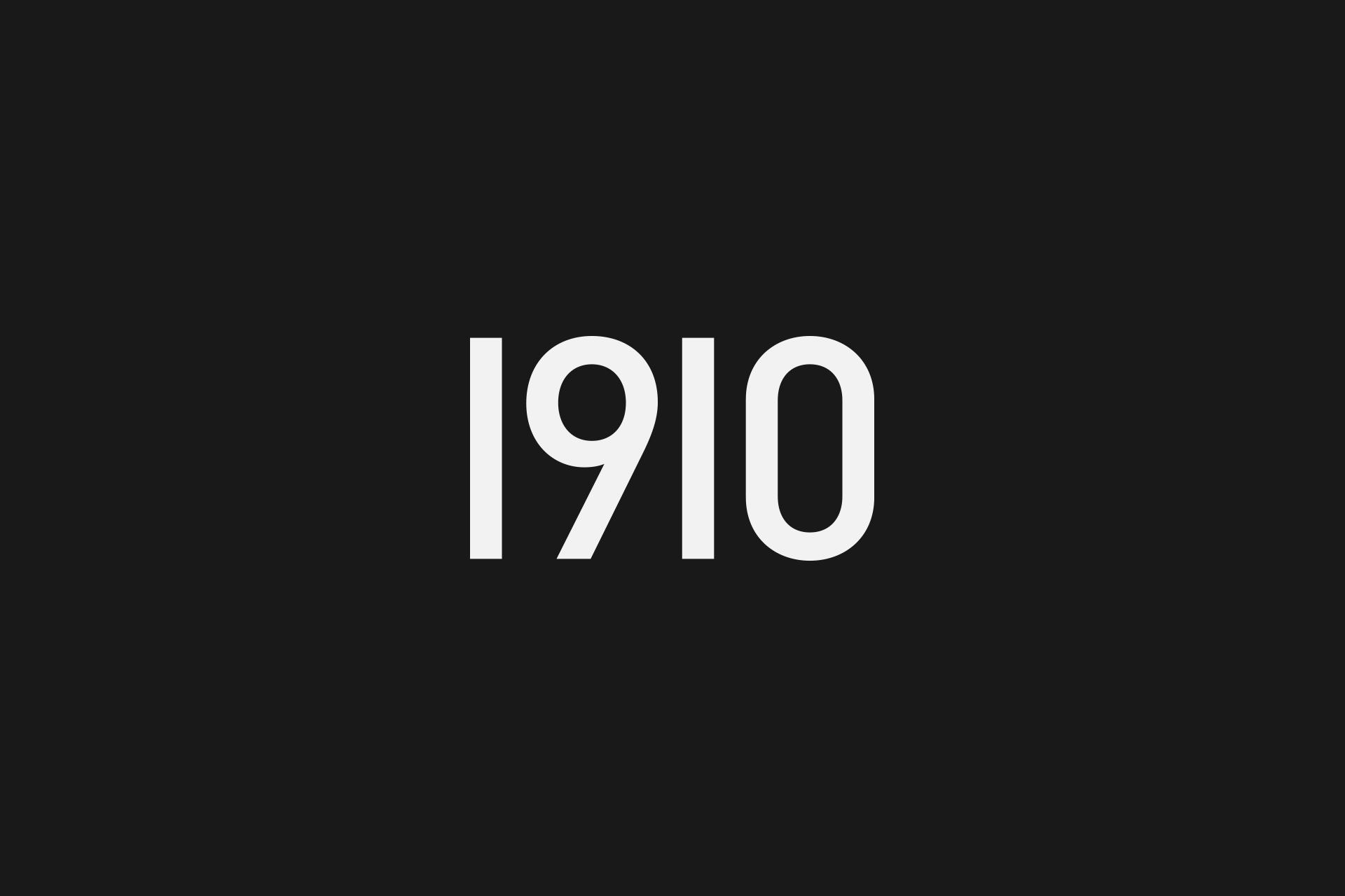 branding journal 1910