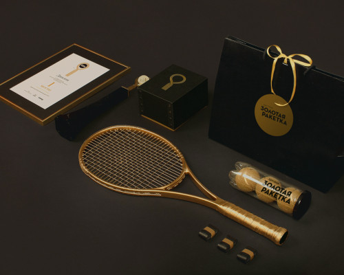 Golden Racket