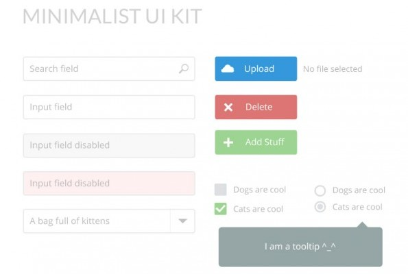 Top 5 Free UI Kits for Designers