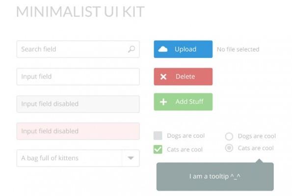 Top 5 Free UI Kits for Designers